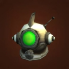 Goblin Rocket Helmet Model