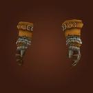 Reticulated Bone Gauntlets, Myrmidon's Gauntlets Model