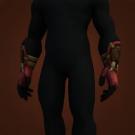 Wild Gladiator's Dragonhide Gloves, Wild Gladiator's Grips, Warmongering Gladiator's Dragonhide Gloves, Warmongering Gladiator's Grips Model