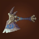 Frostbitten Axe, Iron Horde Tomahawk, Frostwolf Cleaver, Frostwolf Hatchet, Karabor Honor Guard Axe, Incised Axe, Ogron Slayer's Axe, Serrated Sawblade Axe, Tormented Axe, Munificent Axe, Turbulent Axe, Chadrik's Lost Axe, Grandiose Axe, Formidable Axe Model