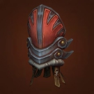 Tyrannical Gladiator's Mooncloth Helm, Tyrannical Gladiator's Satin Hood Model