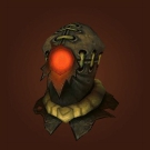Geistlord's Punishment Sack, Sanctified Shadowblade Helmet Model