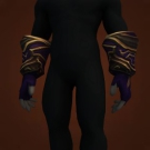 Heroes' Dreamwalker Handguards, Heroes' Dreamwalker Gloves, Heroes' Dreamwalker Handgrips Model