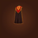 Shroud of Silvermoon, Cape of Silvermoon, Mantle of Silvermoon Model