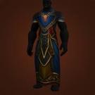 Merciless Gladiator's Silk Raiment Model