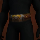Marauder's Belt, Hearty Cenarion Cincture Model