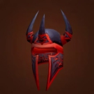 Slayer's Skullcap, Crown of Cinders Model