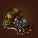 Tyrannical Gladiator's Ironskin Spaulders, Tyrannical Gladiator's Copperskin Spaulders Model
