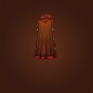 Sabersnout's Cloak, Sabersnout's Cloak, Scaled Flame Cloak, Assailant Shroud Model