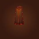 Regent's Cloak, Sabersnout's Cloak, Sabersnout's Cloak, Assailant Shroud, Scaled Flame Cloak Model