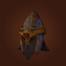 Helm of the Silver Ranger, Helm of the Brooding Dragon, Helm of the Silver Ranger, Windrunner's Headpiece of Triumph, Peacebreaker's Chain Helm Model