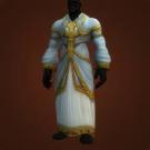 Gossamer Robe Model