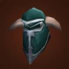 Vindicator's Chain Helm Model