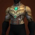 Malevolent Gladiator's Ornamented Chestguard, Crafted Malevolent Gladiator's Ornamented Chestguard Model