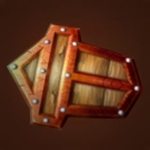 Battleforge Shield Model