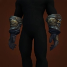 Tyrannical Gladiator's Dreadplate Gauntlets, Tyrannical Gladiator's Dreadplate Gauntlets Model