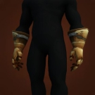 Khan'aish Gloves, Shattered Hand Gauntlets Model