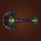 Lightforged Elementium Hammer Model