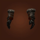 Numbing Handguards, Gryphon Talon Gauntlets, Vicious Pyrium Gauntlets Model