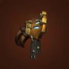 Prideful Gladiator's Scaled Shoulders Model