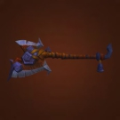 Polished Broadaxe, Bronzed Broadaxe, Axe of Sacrifice, Warbringer's Axe Model