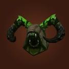 Primal Gladiator's Dragonhide Helm Model