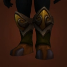 Taldron's Long Neglected Boots, Wyrmwing Treads Model