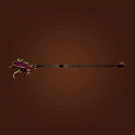 Feral Staff of Lashing Model