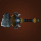 Summoner's Stone Gavel, Screw-Sprung Fixer-Upper, Frozen Scepter of Necromancy, Frozen Scepter of Necromancy, Gavel of the Fleshcrafter Model