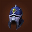 Brutal Gladiator's Leather Helm Model