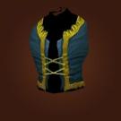 Raincaller Vest Model