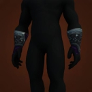 Meatmonger's Gory Grips, Shadow Council's Gloves Model