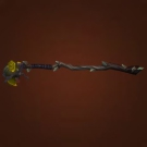 Rosethorn Staff Model