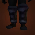 Boots of the Decimator, Sunstrider Warboots, Sunstrider Warboots, Boots of Righteous Fortitude, Obsidian Clodstompers Model