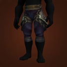 Tailthrasher Britches, Frostwolf Scout's Leggings, Blademoon Trousers, Karabor Skirmisher Legguards, Steamscar Britches, Frostwolf Scout's Legguards Model