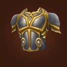 Polished Breastplate of Valor, Gleaming Breastplate of Valor Model