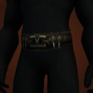 Feralfen Skulker's Belt Model