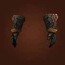 Tyrannical Gladiator's Plate Gauntlets Model