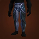 The Houndmaster's Fancy Pants, Hrydshal Leggings, Runespeaker's Trousers, Rax's Silk Pajama Bottoms Model