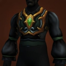 Fel-Infused Hauberk Model