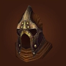 Helm of the Burning Soul, Reinforced Velvet Helm, Forgotten Shadow Hood, Cowl of the Dire Troll Model
