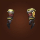 Vengeful Gladiator's Lamellar Gauntlets, Vengeful Gladiator's Ornamented Gloves, Vengeful Gladiator's Scaled Gauntlets Model