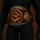 Titan-Forged Waistguard of Dominance, Titan-Forged Waistguard of Salvation Model