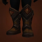 Iron Cleated Warboots Model
