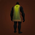Librarian's Cloak, Sylvan Cloak, Cloak of the Cosmos, Scavenger's Cloak, Reversible Wool Cape Model