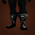 Shadefiend Boots, Nightshade Boots, Grand Boots Model