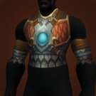 Vest of the Waking Dream, Vicious Charscale Chest Model