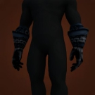 Primal Batskin Gloves Model