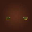 Green Iron Bracers Model