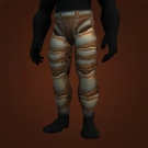 Salamander Scale Pants, Elekk Hide Leggings, Nomad's Leggings Model